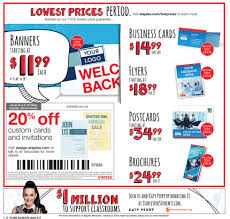 Staples Business Card Prices Staples Weekly Ad 7 17 7 23