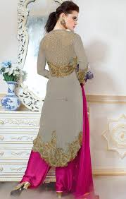 buy cute gown style indian dress to wear in social gatherings