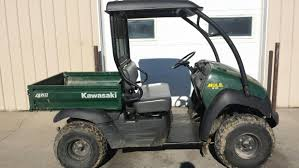 2011 kawasaki prairie 360 4x4 motorcycles for sale