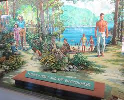 Beavers Bend State Park Map by Travel