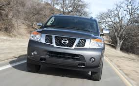 nissan armada leveling kit pre owned 2007 2012 nissan armada truck trend