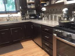 kitchen colors with chocolate cabinets chocolate brown kitchen cabinet paint colors page 1 line
