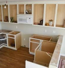 How To Build Kitchen Cabinets Ana White Build A 42