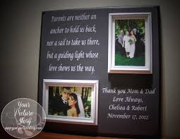 wedding gift parents beautiful parents wedding gifts from and groom contemporary