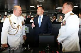 Australian military spending spree puts Canada     s defence budget to     Fisher Australia