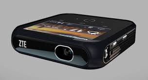 projector for android zte launches android powered projector which doubles as a 4g lte