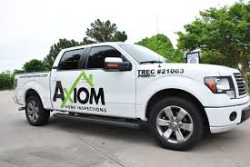 Ford F150 Truck Wraps - axiom home inspections ford f150 super crew partial wrap car