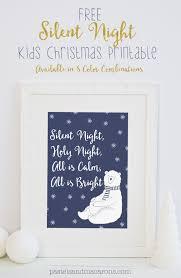 free kids christmas printable by pastels u0026 macarons christmas