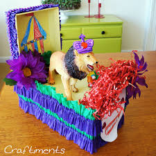 mardi gras float themes craftiments miniature mardi gras float from a shoebox