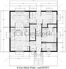 architectural building plans architectural building plans vector clip search illustration