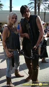 Walking Dead Costumes Halloween Beth U0026 Daryl Walking Dead Cosplay U0027s Fricken Amazing