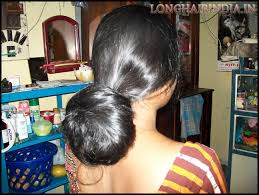 pics of black pretty big hair buns with added hair indian long hair bun indian long hair bun pinterest long