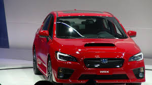 subaru wrx sport 2015 la auto show 2015 subaru wrx next chapter of rally ready
