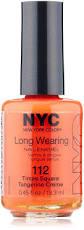 amazon com new york color long wearing nail enamel times square