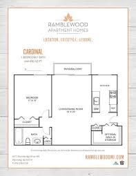 1 2 u0026 3 bedroom apartments in wyoming with spacious floorplans