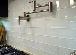 Traditional True Gray Glass Tile Backsplash Subway Tile Outlet - Gray glass tile backsplash