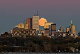 Strawberry Moon Full Strawberry Moon To Rise Over Toronto Tonight