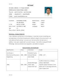 best exles of resume exles of resumes resume templates