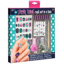 shore thing nail art in a box
