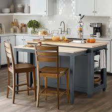 Kitchen Island Furniture Custom Dining Kitchen Island Bassett Home Furnishings