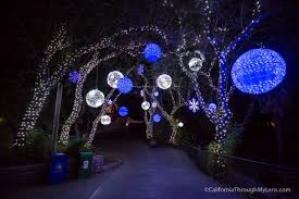 when do the zoo lights start la zoo lights christmas lights at the los angeles zoo california