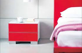 designer schlafzimmerm bel designer nachttisch für schlafzimmermöbel mit leder materialien