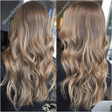 Caramel Hair Color With Honey Blonde Highlights Natural Soft Blonde Balayaged Highlights Ombre Balayage