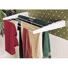 Wall Mounted Cloth Dryer Modern Home Interior Design Decor Outdoor Wall Mounted Clothes