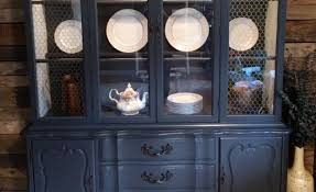 cabinet china cabinets and hutches stunning gray china cabinet