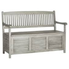 Patio Furniture Storage Bench Outdoor Benches Target