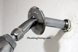 replacing a shower head plumbing fittings tales from the field