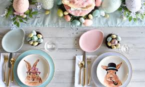 easter decoration 16 easter decorating ideas for your dinner table overstock
