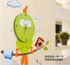 Wall Decor For Kids Room by Sports Clocks For Kids Rooms Tags Best Collection Clock For Kids