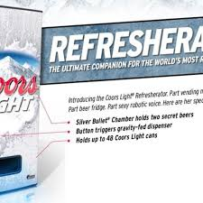 coors light refresherator manual best coors light refresherator brand new in the box new never