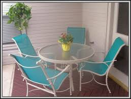 Patio Furniture Sling Replacement Sling Back Patio Chair Covers Patios Home Decorating Ideas