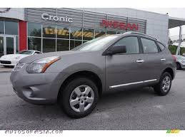 2015 Nissan Rogue Select S In Platinum Graphite 658313 Autos