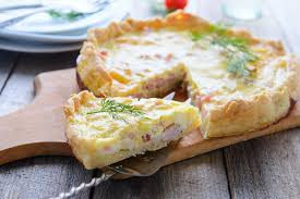 Quiche Blind Bake Or Not Quiche Lorraine Recipe Wine Pairing Match How To Cook