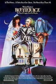 beetlejuice 1988 movie posters pinterest beetlejuice
