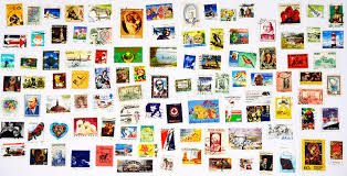100 different sts from around the world stock photo image of