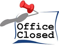 Image result for school office closed