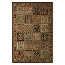 Shaw Area Rugs Shop Shaw Living Winslow Rectangular Indoor Woven Area Rug Common