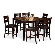 Shayne Piece CounterHeight Dining Set  At Costco Dining - Dining room tables counter height