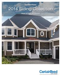certainteed siding catalog