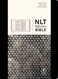 nlt reflections bible the bible for journaling reflections full