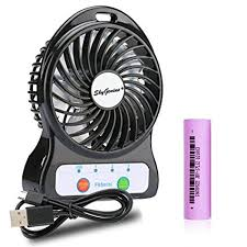 battery powered extractor fan amazon com mini battery operated fan portable personal handheld