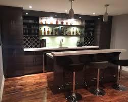 modern wet bar designs wet bar