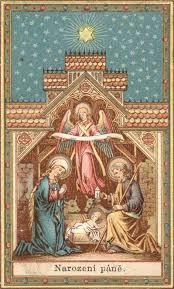 catholic christmas cards against all heresies november 2006