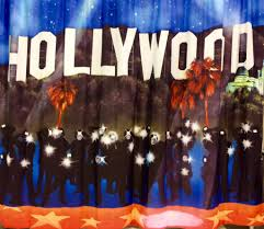 Hollywood Backdrop Backdrops Icon Video Photo Booth
