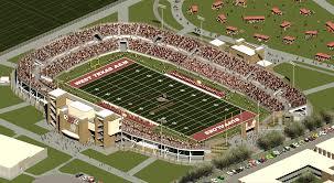 Tamu Parking Map West Texas A U0026m University Student Stadium Referendum
