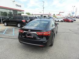 lexus or toyota avalon new avalon for sale